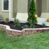 Brummel Lawn Retaining Walls