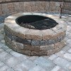 Brummel Lawn patios and fire pits