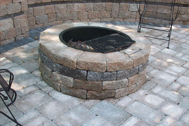 ... Patios U0026 Fire Pits · Landscaping · Water Features · Lightscapes